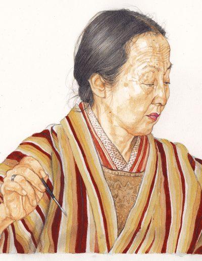 Setsuko Klossowska De Rola